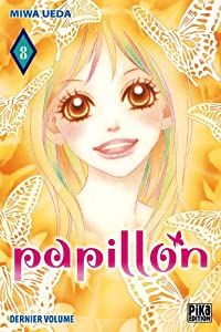 Papillon Edition simple Tome 8