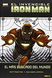 El Invencible Iron Man 2. El Más Buscado Del Mundo (Marvel Deluxe)