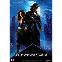 Krrish (2006) - Hrithik Roshan - Priyanka Chopra - Bollywood - Indian Cinema - Hindi Film