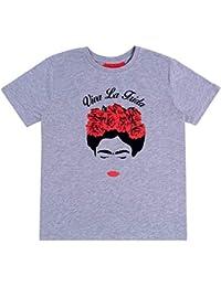 PRIMARK -:- sarcia.eu Camiseta Gris Viva La Frida