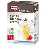 Dr. Oetker Professional Dessertcreme nach Art Bienenstich, Dessertpulver in 1 kg Packung