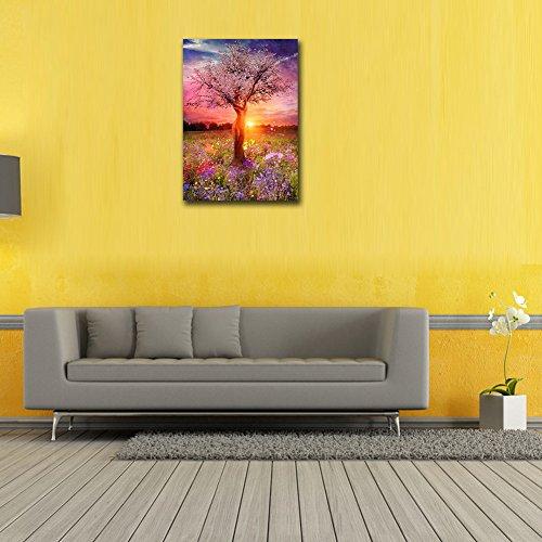 DIY 5D Tree Diamond Painting Cross-Stitch for Entrance Living Room Bedroom - 2