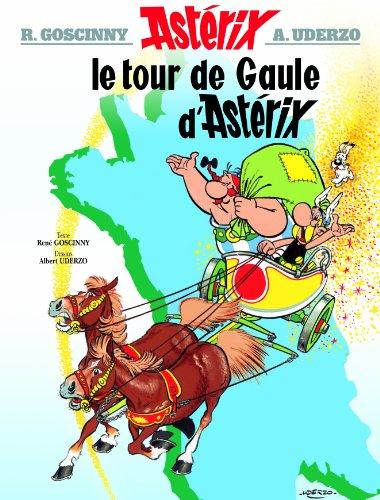 Astérix (5) : Le tour de Gaule d'Astérix