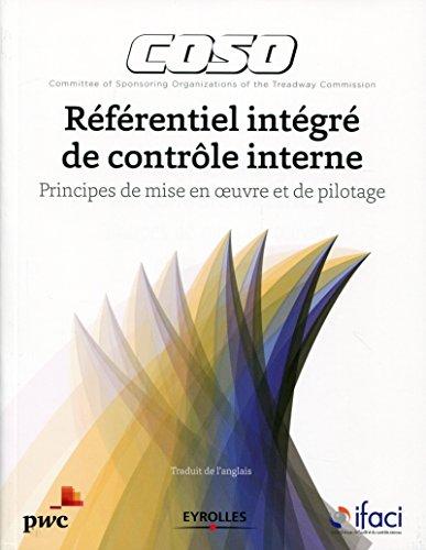 coso-referentiel-integre-de-controle-interne-principes-de-mise-en-oeuvre-et-de-pilotage