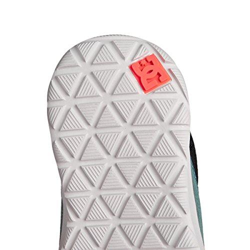 DC Shoes  Heathrow Se, Sneakers Basses Fille Black
