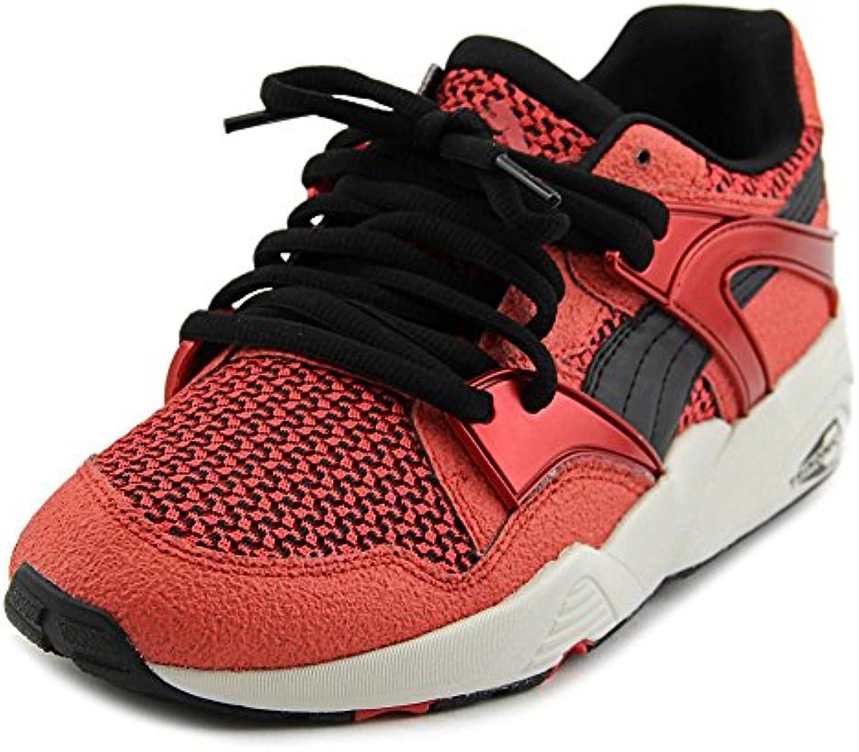 Puma Blaze Knit Donna US 10.5 10.5 10.5 Rosso Scarpe ginnastica | Il colore è molto evidente  c64402
