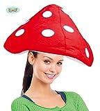 Guirca riesiger Fliegenpilz Hut für Erwachsene
