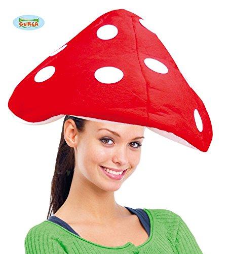 riesiger Fliegenpilz Hut für (Pilz Hut)