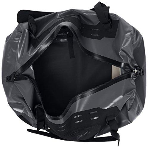 Ortlieb Duffle - Borsa Impermeabile da Viaggio 110 Litri Nero (schwarz)