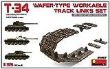 Unbekannt Mini Tipo 35207–Accesorios de construcción T DE 34barquillo de Type workable Track Izquierda Set