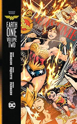 Wonder Woman: Earth One Volume 2 por Grant Morrison