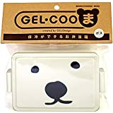 Boss size L GC-310 and (- or more gel) refrigerant integrated lunch box or GEL-COOL (cool gel) GEL-COO (japan import)
