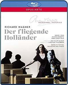 Wagner : Le Vaisseau fantôme (Bayreuth). Youn, Selig, Thielemann, Gloger. [Blu-ray]