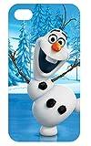 Mtong i4fr1053 Coque rigide pour iPhone 4/4s/4g Motif La Reine des neiges