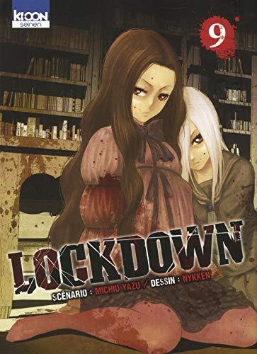 Lockdown T09 (09) par Nykken