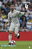 Grupo Erik Editores Real Madrid 2016/2017 Sergio Ramos Accion - Poster,