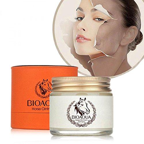Ritzkart Instant White Japan Horse oil cream anti aging scar face body whitening ageless