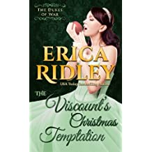 The Viscount's Christmas Temptation (Dukes of War) (Volume 1) by Erica Ridley (2014-10-22)