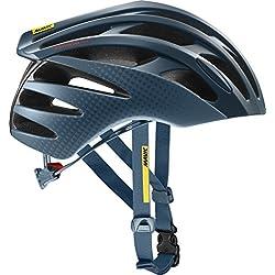 Mavic Ksyrium Pro - Casco de Bicicleta Hombre - Azul petróleo Contorno de la Cabeza M | 54-59cm 2018