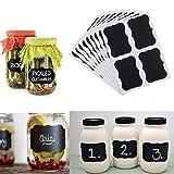 ECYC Blackboard Aufkleber Label Chalk Board Decals Für Handwerk Küche Jar Organizer Labels