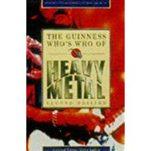 The Guinness Who's Who of Heavy Metal