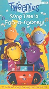 Tweenies Song Time Is Fab A Rooney 1999 Vhs Colleen