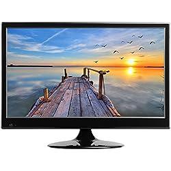 HKC TM16S-A2EU LED TV 39.6 cm (15.6 inch) TV (Triple Tuner DVB-T / T2 / C / S / S2, H.265 HEVC, CI +, Mediaplayer USB2.0) 12V / 230V [Energy efficiency class A +