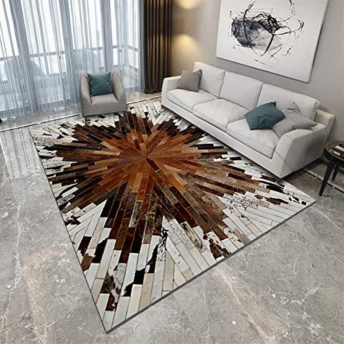 Ommda Alfombras Modernas Salon Dormitorios 3D Grandes Rectángulo Antideslizante Habitacion Alfombras...