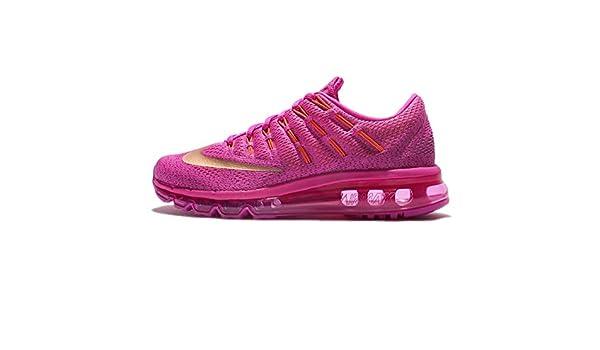 purchase cheap 20e6c 28cd5 Nike Basket Air Max 2016 Junior - Ref. 807237-601 - 38 1 2  Amazon.fr   Chaussures et Sacs