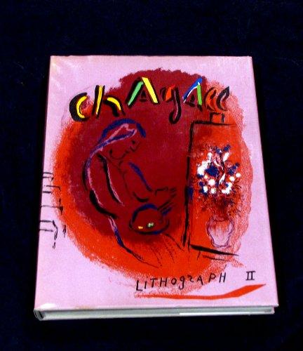 Chagall Lithograph (Chagall Lithograph II 1957-1962.)