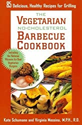 The Vegetarian No-Cholesterol Barbecue Cookbook by Kate Schumann (1994-05-03)