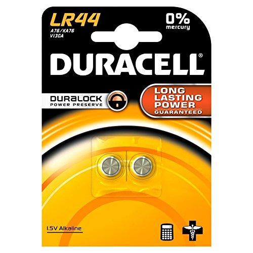 LR44, V13GA, GPA76, 82, LR1154, 357A, 2er Pack - 357-batterien