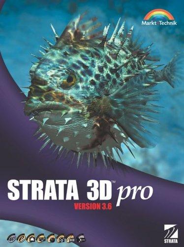 Strata 3D pro: Version 3.6 (M+T Software)