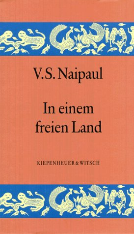 Buchseite und Rezensionen zu 'In einem freien Land' von Vidiadhar S. Naipaul