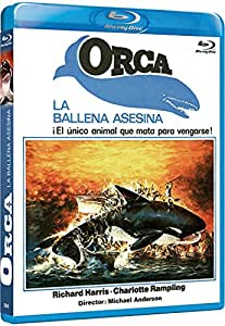Orca, La Ballena Asesina Bd *** Europe Zone ***