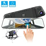 Dash Cam, JEEMAK 1080P IPS Touch Screen Car - Best Reviews Guide