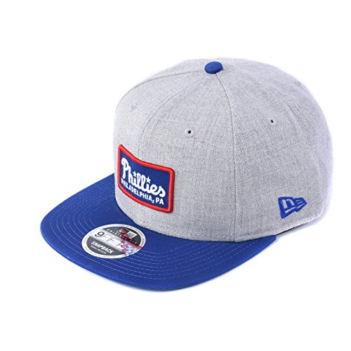 New Era 9FIFTY Retro Patch-Philadelphia Phillies S - Sml/Med (54.9 cm - 59.9 (Philly Hats)