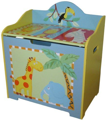 LibertyHouseToys Safari Spielzeug Box