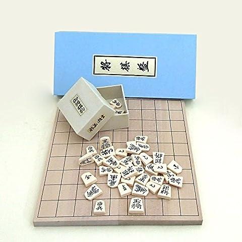 Shogi set nuovo Katsura 6 Goori bordo shogi e P Shogi pezzi Kamikoma Minase