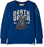 Lego Wear Jungen Sweatshirt Lego Boy Star Wars Saxton 751-SWEATSHIRT, Blau (Dark Blue 570), 116