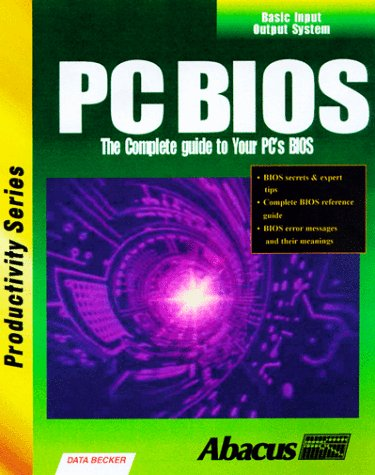PC Bios por Data Becker