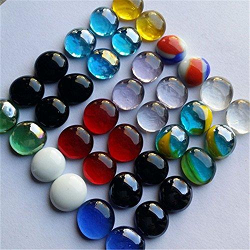 GUANGMING77 Murmeln_Kugeln Aus Glas, Marmor, Glas, Aufkleber, Verkaufen 10 Kg, 5 - 17 Mm