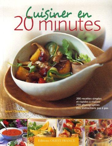 Cuisiner en 20 minutes