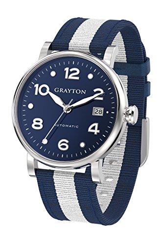 Automatic Watch Grayton s.8-40-036