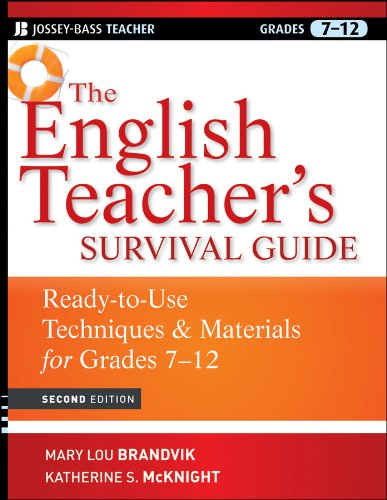 The English Teacher?s Survival Guide (J-B Ed: Survival Guides)