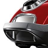 Siemens VSQ8PET Bodenstaubsauger Q 8.0 animalSpecialist EEK C (powerSensor Technology, quattroPower Technology, Turbobürste) red pepper - 5