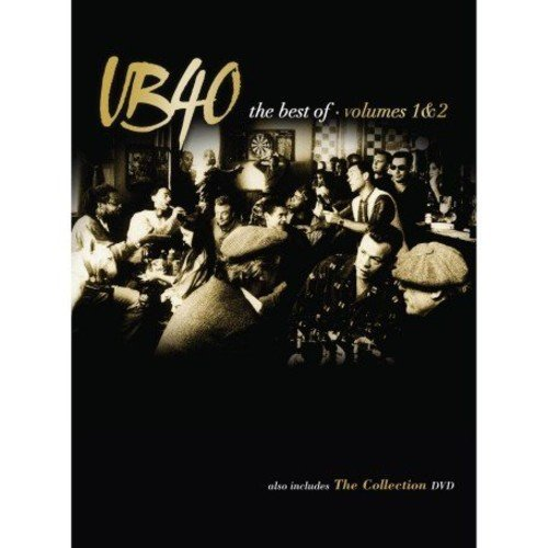 Gift Pack - The Best Of Volumes 1&2 (2 CDs + DVD) (Dvd Ub40)