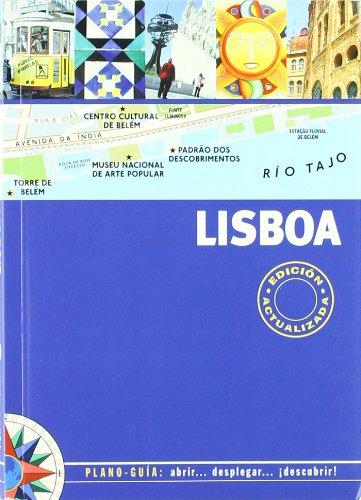 LISBOA (PLANO-GUIA): EDICION ACTUALIZADA 2008 (SIN FRONTERAS)