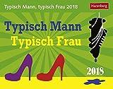 Typisch Mann, typisch Frau - Kalender 2018