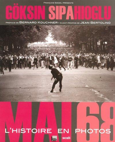 Mai 68 : l'histoire en photos